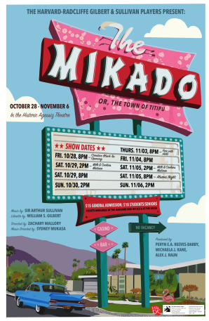 Mikado 2016 Poster (Day)
