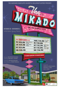 Mikado 2016 Poster (Night)
