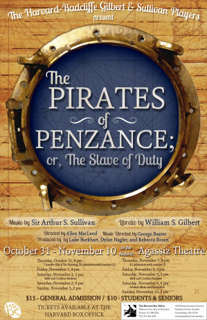 Fall 2013, Pirates