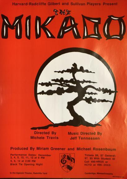 Fall 1992, Mikado