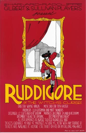 Fall 1994, Ruddigore