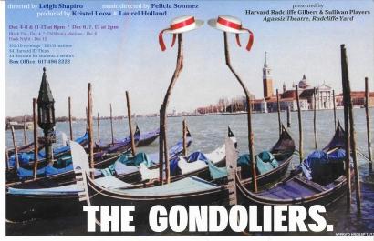 Fall 2003, Gondoliers