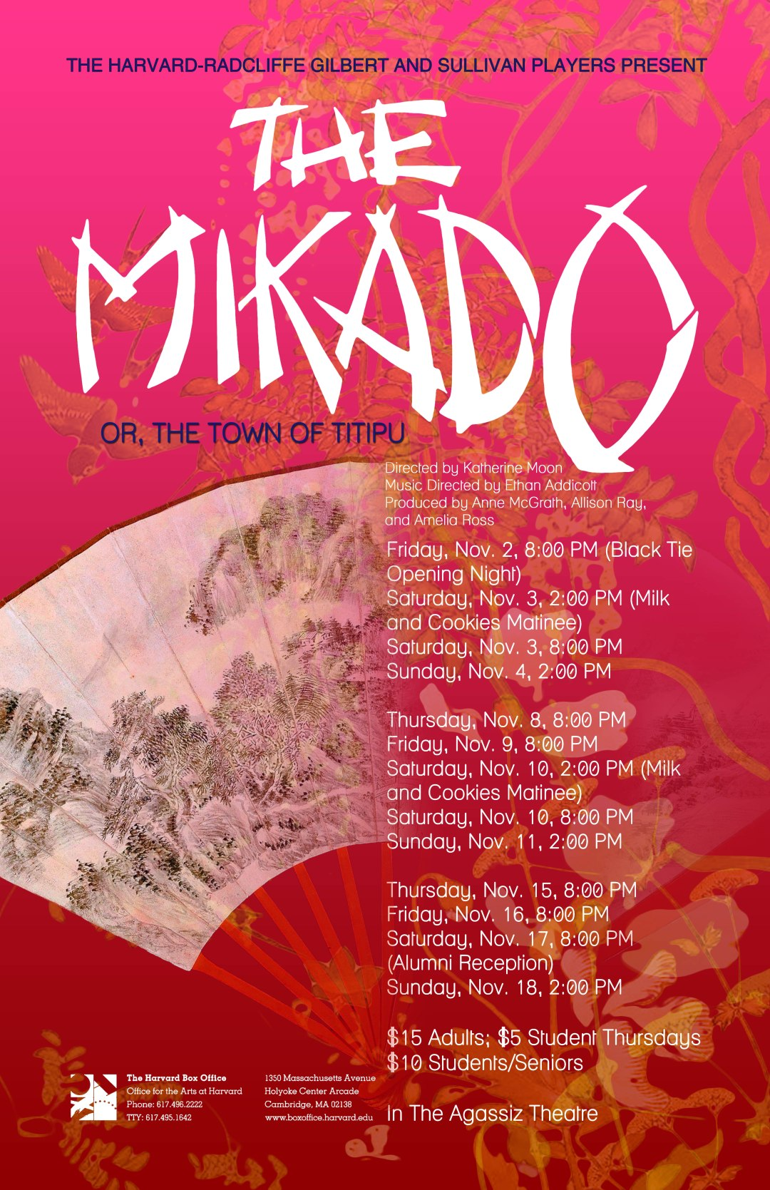 Fall 2012, Mikado