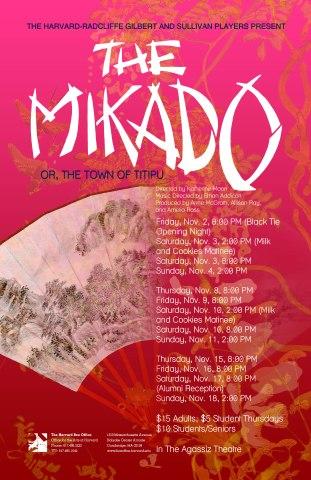 Fall 2012, Mikado