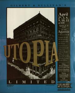 Spring 1992, Utopia Ltd.