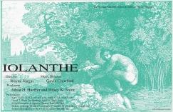 Spring 1994, Iolanthe
