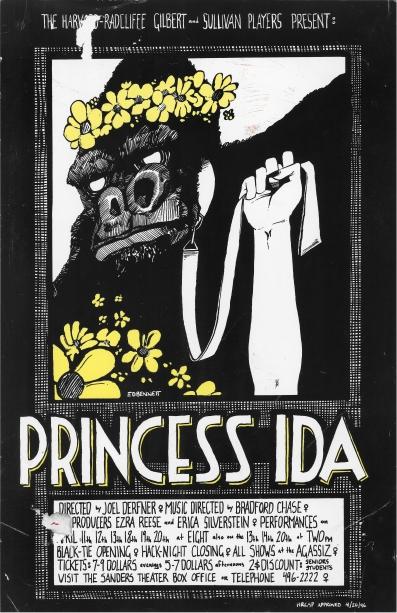 Spring 1996, Princess Ida