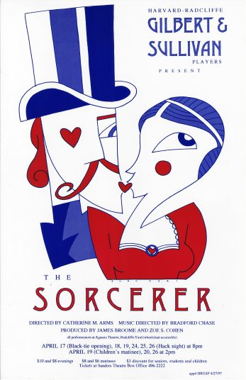 Spring 1997, Sorcerer