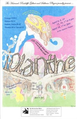 Spring 2004, Iolanthe