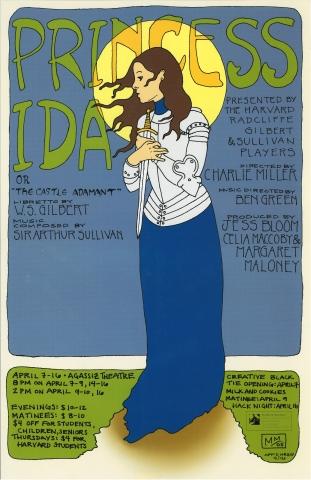 Spring 2005, Princess Ida