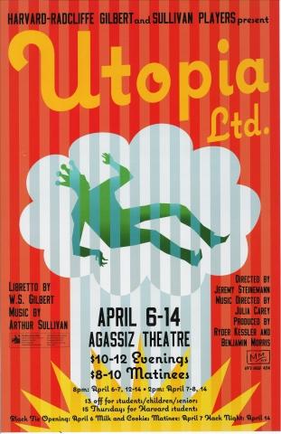 Spring 2007, Utopia Ltd
