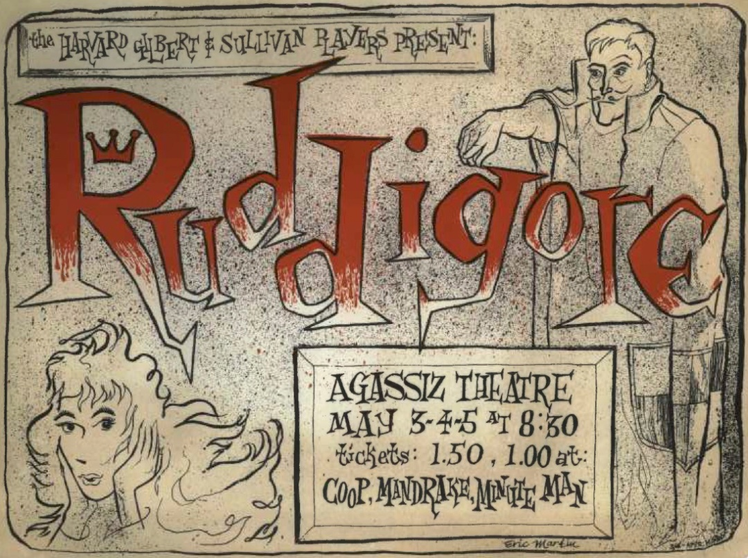 Ruddigore1956